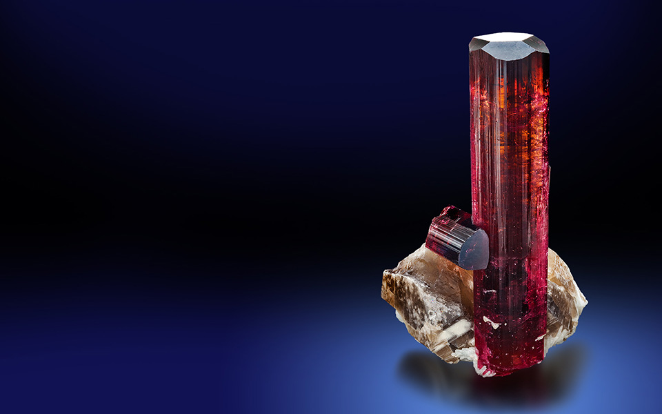 Tourmaline from the Anjanabonoina pegmatites in Madagascar